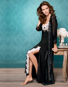 Enticing Evenings #SomaIntimates #MothersDay #nightgown