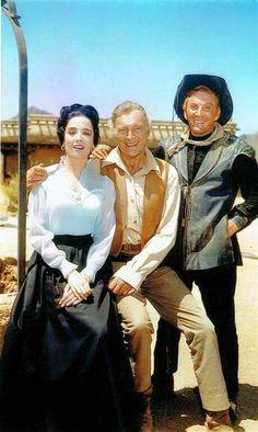 Victoria, John and Buck