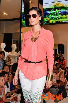 Cali fue esta vez la ciudad protagonista para el Fashion Coaching de Studio F con Andrea Serna, onde las modelos lucieron las prendas más encantadoras
