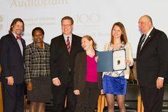 College Scholarship Award Winner - January 29, 2014