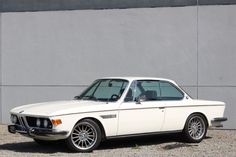 1972 BMW CS Coupe Maintenance of old vehicles: the material for new cogs/casters/gears could be cast polyamide which I (Cast polyamide) can produce Lamborghini, Ferrari, Singer Porsche, Bmw E9, Peugeot, Jaguar, Bmw For Sale, M Benz, Bavarian Motor Works