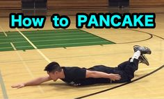 How to PANCAKE the Volleyball Tutorial