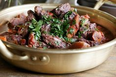 Slow-Cooker Red Wine Beef Stew