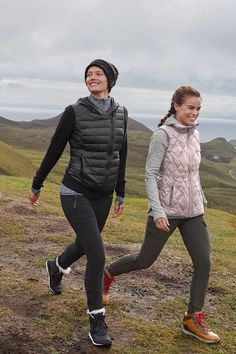 Yes, You Can Keep Up Your Outdoor Fitness Routine This Winter! Here's How