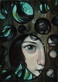 Kelly Vivanco - I think this is my favorite Vivanco painting