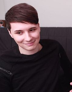 Happy smiling Dan is the best Dan