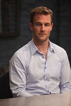 "James Van Der Beek from ""Father Dearest"""