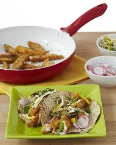 National Taco Day calls for a celebration - and it just so happens to fall on a Tuesday. Taco Tuesday! Could the day get any better? Try these fish tacos and more for a delicious day of eats!