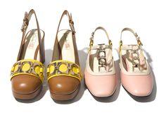 Die perfekten Schuhe für einen farbenfrohen Frühling! Mehr Informationen: http://www.clarks.de/de-de/features/orla-kiely
