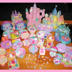 Loved Polly Pockets