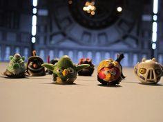Angry Birds Star Wars II Figurines