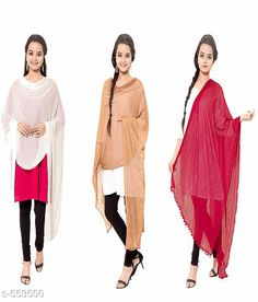 Dupattas Beautiful Cotton  Dupatta  Fabric: Cotton Size : 2 mtrs Description: It Has 3 Piece Of Women's Dupatta Pattern: Solid Sizes Available: Free Size *Proof of Safe Delivery! Click to know on Safety Standards of Delivery Partners- https://ltl.sh/y_nZrAV3  Catalog Rating: ★3.9 (7470)  Catalog Name: Free Mask Akriti Cotton Dupattas Vol 1 CatalogID_61455 C74-SC1006 Code: 022-553500-