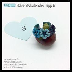 #Adventskalender #Tipp 8 - schicker #Ring aus #Leder in verschiedenen Farben. Supercute! Klein und günstig - perfekt für den Adventskalender. Mehr Ringe im Geschäft oder online. #NOI #NOIhamburg #Advent #Lederring #schmuck #Hamburg #Schanze