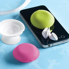 The Container Store > Macaroon Earbud Holder