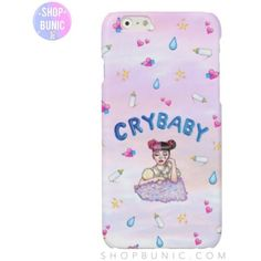 Cry Baby Melanie Martinez Phone case from Shop Bunic check it out!!! ✨ | See more about Phone Cases, Phones and Shops.