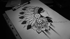 Customized tattoo design for a friend (right side of rib to side of abdomen). Mixture of illustration style + Mandala.http://instagram.com/conlllhttp://www.facebook.com/conetree