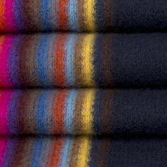. Men's Scarves, Tie Accessories, Striped Scarves, Color Stripes, Paul Smith, Wave, Colour, Color, Waves