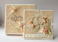 Dorota_mk: W kompletach Baby Girl Cards, New Baby Cards, Scrapbooking, Scrapbook Cards, Baptism Cards, Shabby Chic Cards, Cardmaking And Papercraft, Die Cut Cards, Baby Shower Cards
