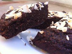 Healthy Dates Cake - No flour- no sugar
