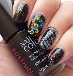 Musical nail art :)