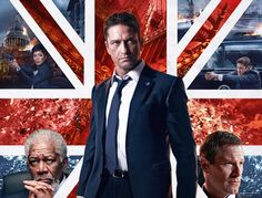 London Has Fallen mit Gerard Butler ist der meistgesehene Film der letzten 30 Tage. Hier sind die Top 10 Trailer der Blu-ray Charts ➠ https://www.film.tv/go/17
