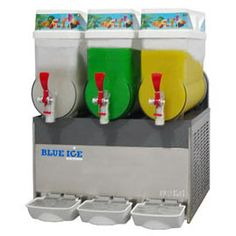 XRJ15X3 Frozen Beverage Freezer Slush Machine