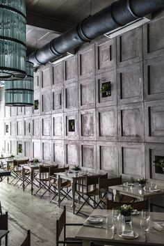 Nico Bombay Restaurant, India designed by Organico Design  Studio 823....