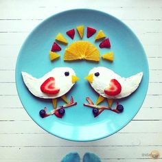 10 Amazingly Appetising Food Art Designs Part 2 | Tinyme Blog