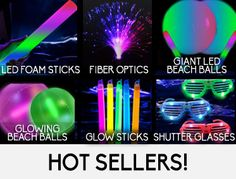 Glowsource.com | Glow in the Dark Party Supplies, LED Novelty, Glow Sticks, & Glow Party Products