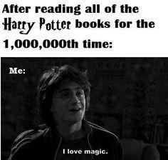 I love magic.