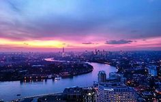 Tonight we've got a beautiful pink sunset looking towards the City from the Canary Wharf Tower by @marc_line. Great hard to get viewpoint! ------- Follow for more amazing photos of London every day! ------- #skyline #skylines #cityscape #cityscapes #londonskyline #skyscraper #skyscrapers #towers #canarywharf #canarywharftower #onecanadasquare #thames #riverthames #sunset #sunsets #sunsetlovers #sunset_madness #dusk #twilight ------- #london #ldn #londonpop #londonlife #londonphoto…