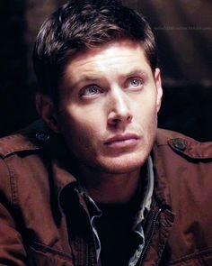 Dean Winchester   <3 that face