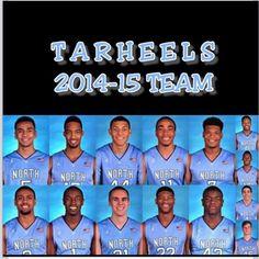 2014-15 Men's Basketball Team