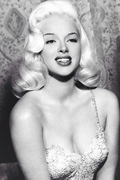 Diana Dors 1950s.
