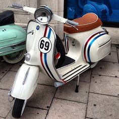 #Vespa #GT #italiandesign Mais