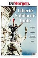 Marche républicaine: les unes de la presse française et étrangère