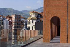 Alhondiga, life center, Bilbao, 2010