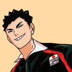 Iwaizumi Hajime, Iwaoi, Kuroo, Haikyuu Manga, Haikyuu Fanart, Manga Anime, Haikyuu Characters, Anime Characters, Hinata