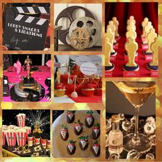 Are you planning a Oscar viewing party? This blog has lots of ideas to get you started.