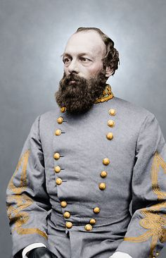 General Edmund Kirby Smith Edmund Kirby Smith (16 May 1824 – 28 Mar 1893) full general, as of Feb 19, 1864, one of only 7 such men in the Confederacy. (Colorized)