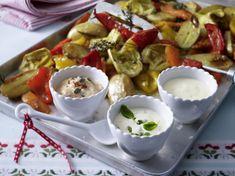 Unser beliebtes Rezept für Aioli zu Ofengemüse und mehr als 55.000 weitere kostenlose Rezepte auf LECKER.de.