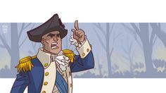 Pardon me, are you Aaron Burr, sir? — rondanchan: Happy Fourth of July! Have a...