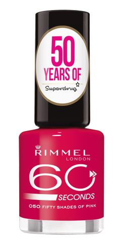 Ltd Edition Rimmel nail polish