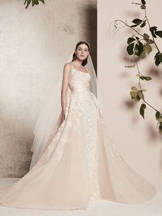 Elie Saab Bridal Spring 2018 Collection | Tom + Lorenzo