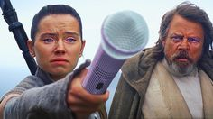 Luke Is All By Himself (Star Wars - The Force Awakens - Alternate Ending...