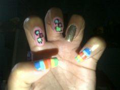 Decoración de uñas Nails, Beauty, Finger Nails, Beleza, Ongles, Nail, Nail Manicure