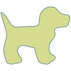 Studio Dog Uitprinten op grootte