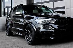 From Switzerland, DS Automobile & Auto Plants are bringing us an improved version of the tri-turbo X5 M50d. The Swiss tuning shop worked with Hamann parts to give the X5 a sportier look.