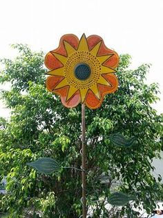 Outdoor Portable Flower Shower by FlowerPowerShowers on Etsy