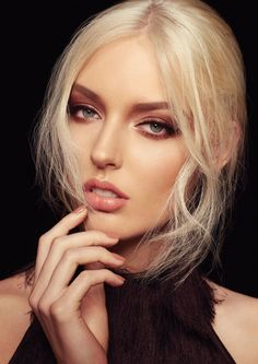 5 exclusive beauty looks from Charlotte Tilbury  via FLARE Magazine #gorgeousmakeup                                                                                                                                                                                 More